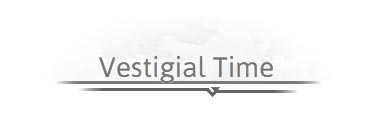 Vestigial Time Watches and Jewelry
